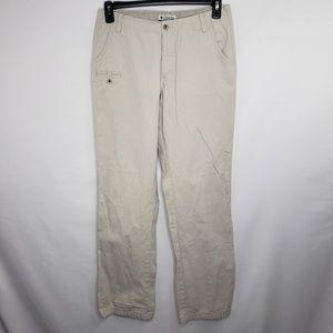 Columbia Sportswear Khaki Cotton Chinos